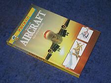 POCKET BOOK OF AIRCRAFT Roy Braybrook PB 1990 Aeroplanes/jets/helicopters/flight