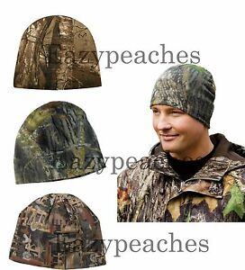 MOSSY OAK, Oil, Realtree Xtra, Country, Unisex Hat, Hunting CAMO FLEECE Beanie