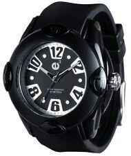 Tendence Rainbow Unisex Watch Black 3H 52mm Hi-Tech Polycarbonate NEW