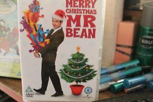 Mr Bean - Merry Christmas Mr Bean (DVD, 2010)b.n sealed