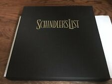 SCHINDER'S LIST Limited Letterbox Edition Collector's LaserDisc Box Set