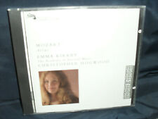 Mozart - Arias -Emma Kirkby / Christopher Hogwood   