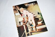 MARILYN MONROE magazine IMAGENES 1956 Extremely rare The Seven Year Itch