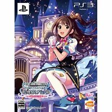 New PS3 TV anime Idol master Cinderella Girl G4U! Pack VOL.1 Limited Edition
