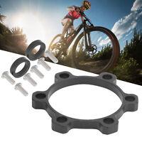 100‑110MM Mountain Bike Front Fork Boost Hub Conversion Bicycle Brake Disc Base