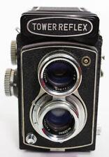 Tower Reflex With View And Case Fujitar 1:3.5 Lens 8 Cm RARE