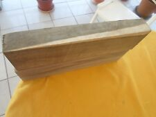 2 Pieces Jamaica Blue Mahe wood Blank Size 15 X 4 X 2 in Turning  Bushing .