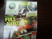 XBOX Magazine January 2006 Full Auto Saint's Row Full Auto Kameo: Elements King