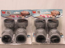 Lot of 4 x 2 Bestway 58236 Above Ground Filter Pump Pool Hose Adapter