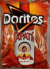 NEW DORITOS TAPATIO FLAVORED TORTILLA CHIPS 9 3/4 OZ BAG FREE WORLD WIDESHIPPING