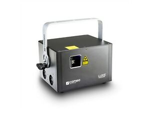 Cameo LUKE 1000 RGB - Professioneller 1000mW RGB Show Laser