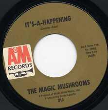 """MAGIC MUSHROOMS """"IT'S A HAPPENING"""" ORIG US 1967 PSYCH"""