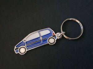 Key Ring Profile Renault Twingo 1 (Blue)