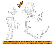 1989 chrysler lebaron power steering diagram wiring power steering pumps amp parts for chevrolet astro ebay 1998 astro power steering diagram #15