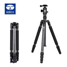 SIRUI T-024X+ C10s Ball Head Carbon Fiber Tripods Professional Flexible With