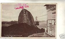 Brésil - RIO DE JANEIRO - Caminho aereo Pao d'Assucar ( i 3310)