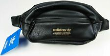 NEW Adidas Originals Unisex black Adjustable Fanny Pack Bag Waist NWT