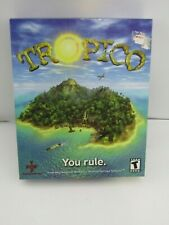 Tropico You Rule - CD ROM Win 95/98/2000/ME/NT4