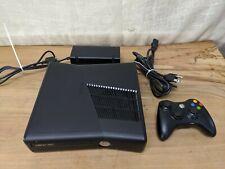Good Working Microsoft 1439 4GB No HDD Xbox 360 S Console - Black