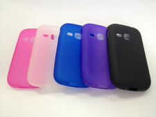 Unbranded/Generic Silicone/Gel/Rubber Mobile Phone Cases, Covers & Skins for Samsung Galaxy S