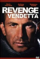 Dvd Revenge - Vendetta  - (1990) .......NUOVO