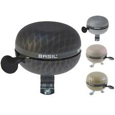 Basil Glocke Noir Bell Fahrrad Ding Dong Metallic 60mm Design Rad Klingel Ringer
