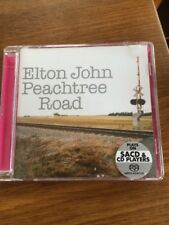 Elton John - Peachtree Road [ SACD ]  multichannel surround sound  hybrid cd
