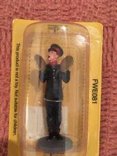 """Uniform Salvationist 2.5"""" Die-cast Figurine by Del Prado"""