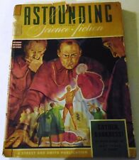 Astounding Science-Fiction – US pulp – May 1943 - Vol.31 No.3 - Fritz Leiber