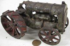 Antique Cast Iron Fordson Arcade Tractor