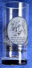 Bierglas  0,2 l Rastal / Stammtischrunde der Bier-Akademie / Sammlungsauflösung