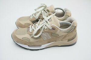 Authentic NEW BALANCE 992 Beige Rare Sneaker M992MT US7.5/9.5/11