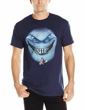 Disney Pixar Finding Nemo Dory Shark Bait Men's T Shirt
