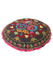 Pink 100% Cotton Ottomans, Footstools & Poufs