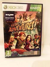 Xbox 360-Kinect Adventures-Spiel nur Familie Spaß schnell Porto