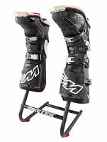 NEW MX ENDURO MOTOCROSS BOOT WASH CLEANER STAND BOOTS WASHER DRYER STORAGE