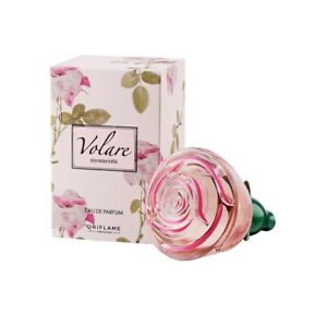 ORIFLAME SWEDEN VOLARE MOMENTS (FLORAL/ROSE/VIOLET)  EDP SPRAY 50 ml  NEW