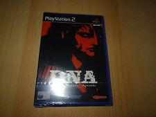 PS2 DNA DARK NATIVE APOSTLE (2002), UK PAL , NUOVO Sony SIGILLATO in fabbrica