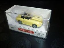 Wiking Porsche 356 Cabrio, OVP