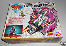 1986 Bionic Six Electronic Flying Laser Throne LJN Grand Toys - NEW IN BOX RARE