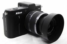 Nikon 1 v1 / 10-30mm lens kit w. hood *mint *Japanese market model *warranty