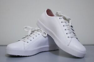 Unisex Shoes for Crew Old School Low Rider IV White - UK size 10 and 12 - DK102E