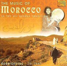 NOUR EDDINE - THE MUSIC OF MOROCCO: IN THE RIF BERBER TRADITION NEW CD