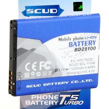 Batería Scud 1200mAh para HTC Explorer A310e, Wildfire S G13 A510e G8s, HD3