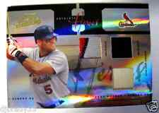 ALBERT PUJOLS 05 Absolute Heroes Memorabilia Patch 3/15