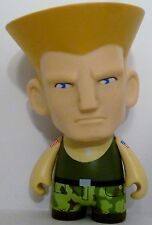 GUILE -GREEN- Kidrobot Street Fighter Vinyl Figure 2011