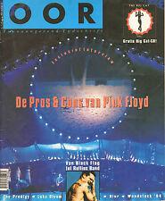 MAGAZINE OOR 1994 nr. 17 -  PINK FLOYD / PRODIGY / LUKA BLOOM / BLUR
