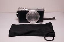 Fujifilm X Series XQ2 12.0MP Digital Camera - Silver/Black - Scroll Wheel Issue