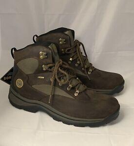 NWOB Timberland Chocorua Boots Gore-Tex Hiking Men Shoes 15130 13W