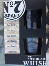 More details for jack daniels jenga / glasses gift set. new and boxed. freepost